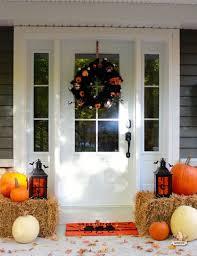 halloween front door decorations35 Awesome Halloween Front Door Ideas  Home Design And Interior