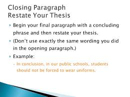 12 examples of conclusion paragraphs for persuasive essays