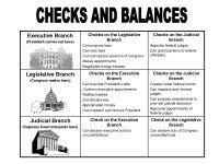 Checks And Balances Chart Answer Key Checks And Balances Chart Answer Key Checks And