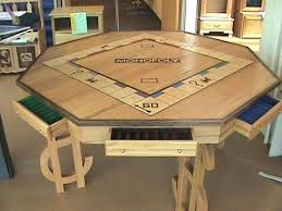 Wooden Game Plans Game Table Wooden Game Table Plans theoneartclub 45