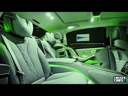 2018 maybach s600 interior. perfect s600 new mercedesmaybach s 600 interior 2018  ambient lighting inside maybach s600 interior