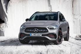 Technical data of gla 250. 2020 Mercedes Benz Gla250 Crossover Barely Undercuts Glb Sibling Roadshow