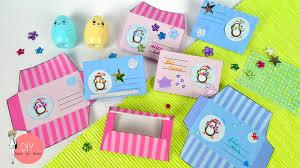Dafür ist auf dem arbeitsblatt zum ausdrucken auch ein briefumschlag. Freebie Pinguin Umschlag Do It Yourself Trends Fur Kinder