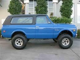 1971 to 1973 Chevrolet Blazer for Sale on ClassicCars.com