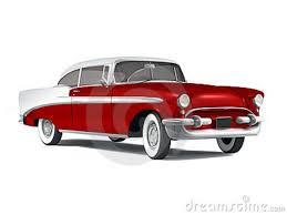 American Classic Car Royalty Free Stock Photos Image