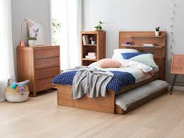 PLUTO SB BED W/STORAGE BOX WITH SHELVES Image 1