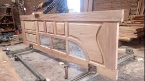 best wood to make furniture. Amazing Smart Technologies Woodworking - Art Make And Assemble Largest Wooden Doors, Best Wood To Furniture N