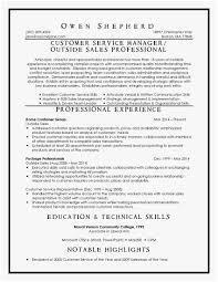72 New Pics Of Customer Service Manager Resume Sample Best