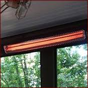 electric patio heat lamps