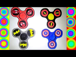 Batman Fidget Spinner Coloring Pages Download Free Jokingartcom