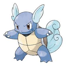 Pokemon Squirtle Evolution Chart