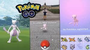 Mew fangen | Pokémon GO Recap März & April 2018 + Safari Zone News! -  YouTube