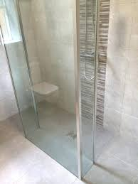 how to install a walk in shower best install walk in shower bathroom install tiled walk