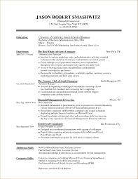 Resume Formatting In Word Resume Format Word Resume For Study Formatting A Resume In Word 2