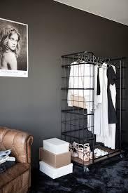 ideas bedroom storage open works shop  open concept closet cothing rack wardrobe display modern minimal