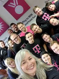 """Gail Budde on Twitter: """"Great to spend time with these T-Mobile ..."""