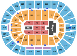 Kid Rock Detroit Seating Chart Bok Center Tickets With No Fees At Ticket Club