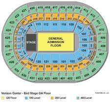 Verizon Center Capitals Seating Chart Interactive Interactive Concert Seating Charts Related Keywords