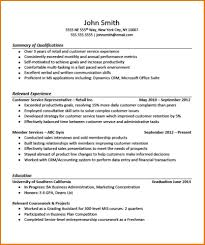 Sample Resume For Sales Assistant With No Experience Resume Templates With No Experience 60 example resume for no 1
