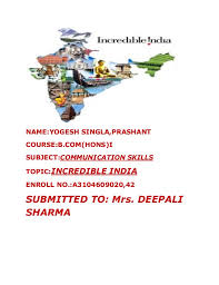 incredible incredible yogesh singla prashant course b com hons i subject