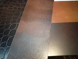 Recycled Leather Floor Tiles Is Leather Flooring Right For Me Drapery Affair