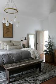 modern farmhouse bedroom simple christmas jeanne oliver