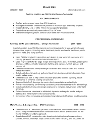 Draftsman Resumes Resume Draftsman Mechanical