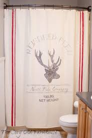 Shower Curtains Cabin Decor 17 Best Ideas About Country Shower Curtains On Pinterest Window