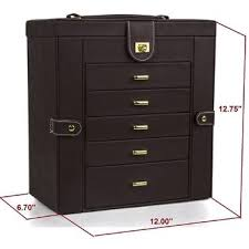 Let bmo help find the best credit card for you. Kendal Huge Leather Jewelry Box Case Storage Ljc Shd5bn Brown