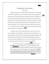 informative essay examples for middle school   essayinformative essay format for middle school argument pdf