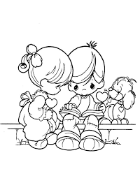 Small Picture 419 best Coloring Pages Precious Moments and Similar images on