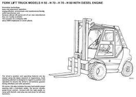 linde forklift truck 353 353 02 353 03 series h50 h60 h70 linde forklift truck 353 353 02 353 03 series h50 h60 h70 h80 service training manual