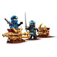 Lego 70677 - le q.g des ninjas | jeux de constructions & maquettes ...