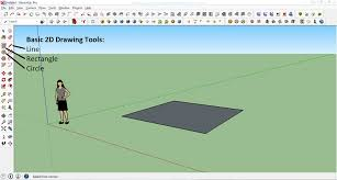 Customize the length of dot lines and spaces between them. How To Create Your First 3d Model In Sketchup A Beginner Friendly Introduction 3d Printing Blog I Materialise