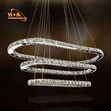 white colour led chandelier crystal chandelier