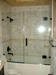 fancy home depot shower tub glass doors glass bath doors door design top photos shower tub