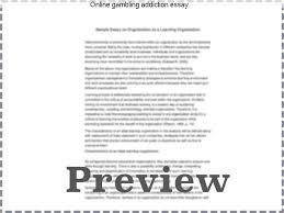 online gambling addiction essay essay service online gambling addiction essay argumentative essay gambling current essay topics guide is an attempt