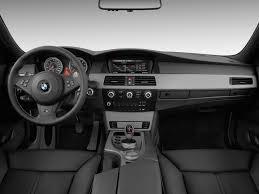 All BMW Models 2008 bmw series 5 : Image: 2008 BMW 5-Series 4-door Sedan M5 RWD Dashboard, size: 1024 ...