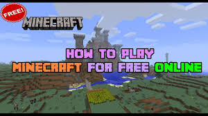 play minecraft online for free Cheaper ...