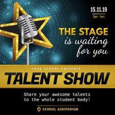 Talent Show Flyer Design 180 Talent Customizable Design Templates Postermywall