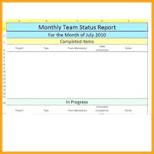 Project Status Report Template Excel Templates Knowledge Management ...