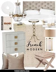 Parisian Style Bedroom Furniture The Decorista