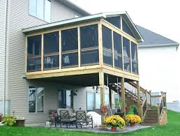 screened in deck ideas pictures innovative picturesque porch i46