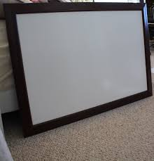 Framed Dry Erase Board Stillwater Story Write On