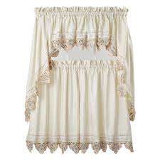 Kitchen Curtains For French Country Kitchen Curtains Free Image