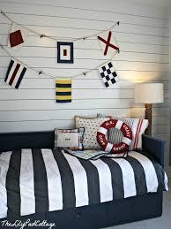 nautical bedroom decor. kids bedroom ideas nautical decor