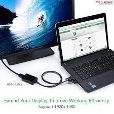 Tổng hợp các giải pháp kết nối Laptop không có cổng VGA, HDMI với máy chiếu