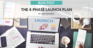 The 4 Phase Launch Plan The Wellness Business Hub