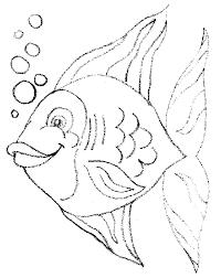 Coloring Pages Fish Coloring Coloring Pages Children Kids
