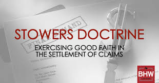Contact our td insurance customer service representatives to get advice, discuss your needs, get a free quote or to apply for coverage. The Stowers Doctrine Good Faith In The Settlement Of Claims